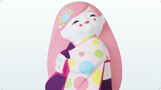HAKATA DOLLS (華) ろりぽっぷ